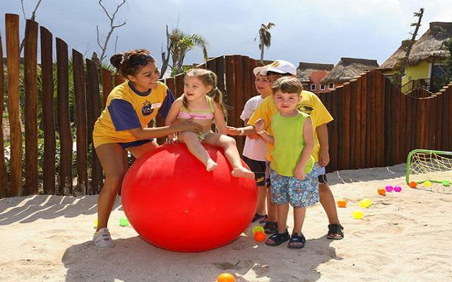 Iberostar Cozumel, actividades del club de niños