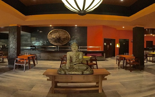 Iberostar Cozumel, Restaurante La Pagoda