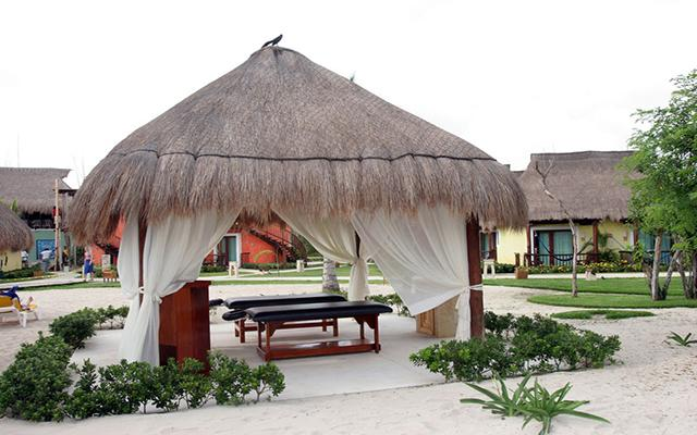Iberostar Cozumel, cuenta con servicio de spa exclusivo