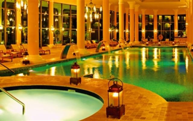 Alberca interior Iberostar Grand Hotel Paraíso
