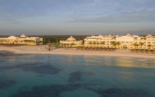 Iberostar Grand Hotel Paraíso, disfruta una de las playas más lindas de la Riviera Maya