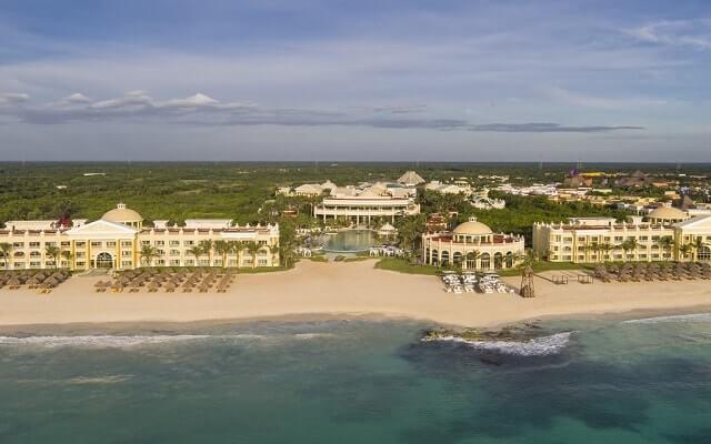 Iberostar Grand Hotel Paraíso, buena ubicación