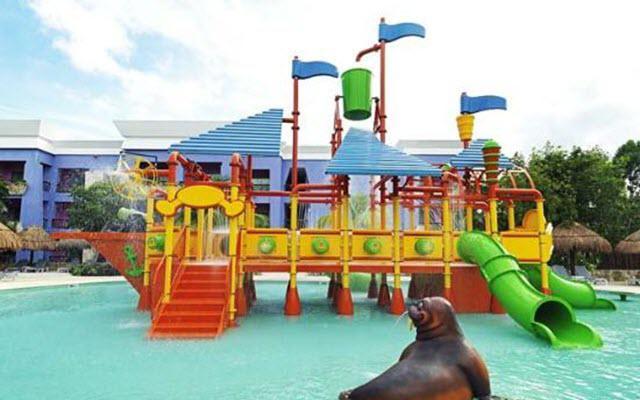 Hotel iberostar paraiso lindo ofertas de hoteles en riviera maya - Hoteles con piscinas para ninos ...