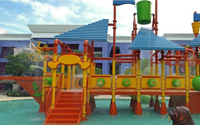 Instalaciones para niños y familias