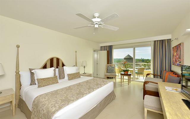 Iberostar Playa Mita, habitaciones bien equipadas