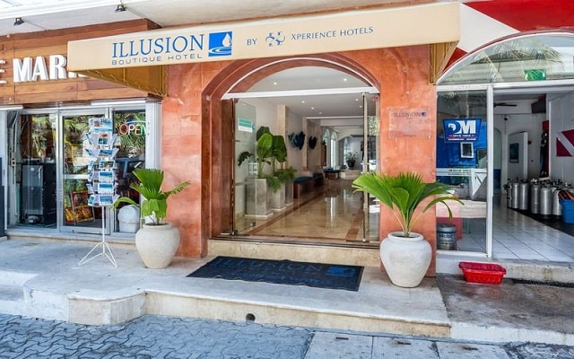 Illusion Boutique Hotel Adults Only By Xperience Hotels en Playa del Carmen