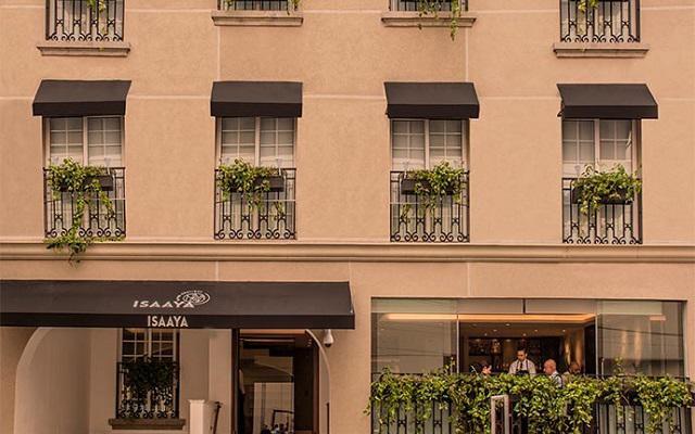 Isaaya Hotel Boutique By WTC en Nápoles