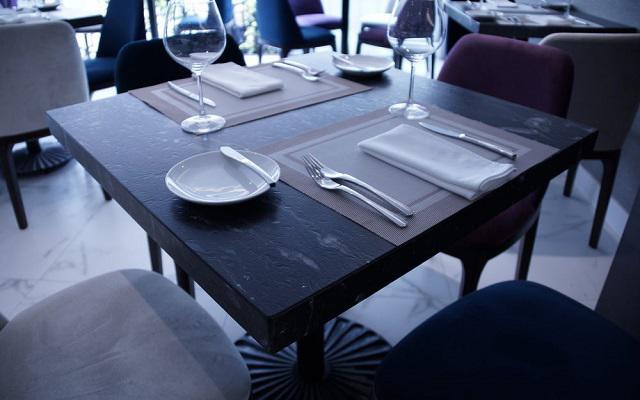 Isaaya Hotel Boutique By WTC, en su restaurante encontrarás platillos de la cocina francesa