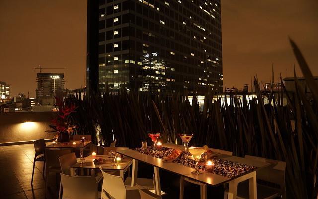 Isaaya Hotel Boutique By WTC dispone de una terraza ideal para eventos