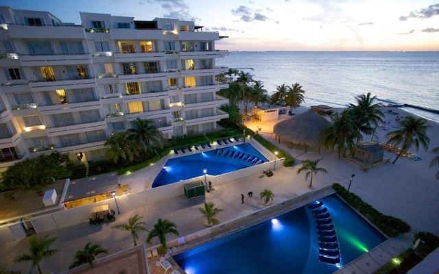 Ixchel Beach Hotel en Isla Mujeres