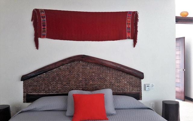 Jungle Secrets Riviera Maya Hotel Suites Boutique, cada habitación ofrece una decoración especial