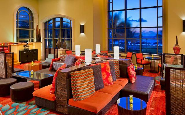 Lounge  JW Marriott Cancún