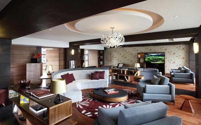 JW Marriott Hotel México City Santa Fe, atención personalizada desde el inicio de tu estancia
