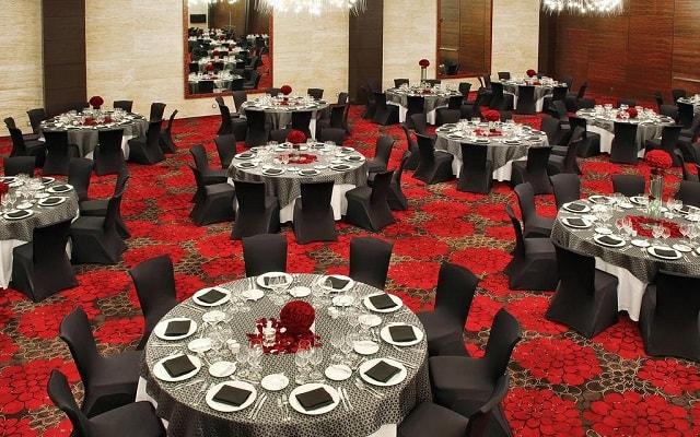 JW Marriott Hotel México City Santa Fe, amplios salones para tu celebración