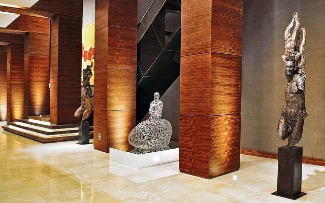 JW Marriott Hotel México City Santa Fe, cómodas instalaciones