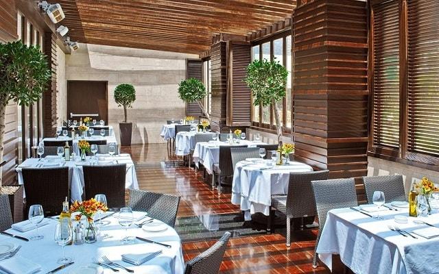 JW Marriott Hotel México City Santa Fe, disfruta de un variada propuesta gastronómica