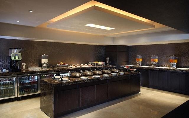 JW Marriott Hotel México City Santa Fe, prueba deliciosos menús
