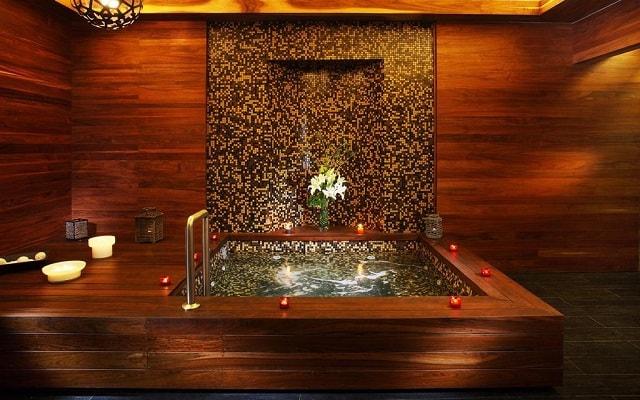 JW Marriott Hotel México City Santa Fe, permite que te consientan en el spa