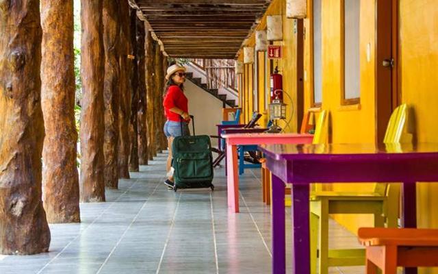 Koox City Garden Hotel, excelente arquitectura e increíble diseño