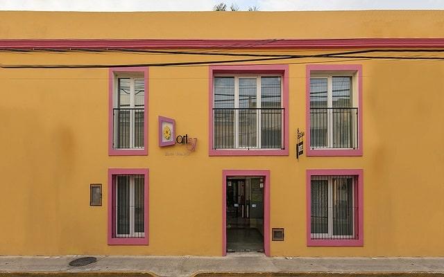 Koox Art 57 Boutique Hotel en Mérida Centro
