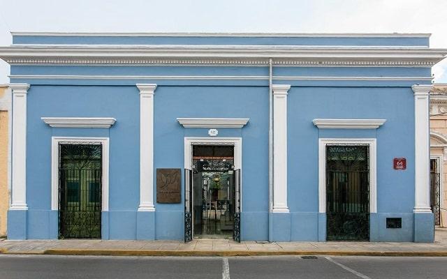 Koox Casa de las Palomas Boutique Hotel en Mérida Centro