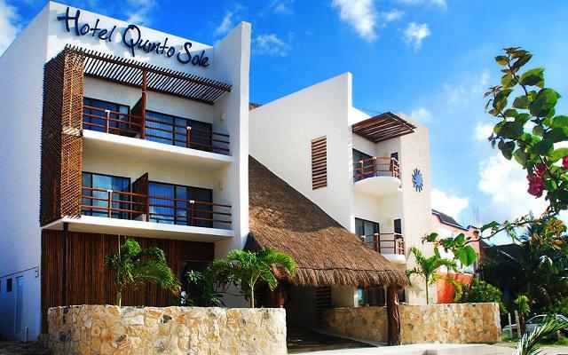 Koox Quinto Sole Boutique Hotel en Mahahual