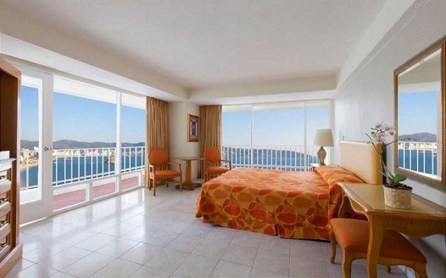 Hotel krystal beach acapulco ofertas todo incluido for Hoteles con habitaciones familiares