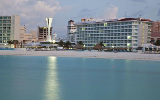 Krystal Cancún en Zona Hotelera