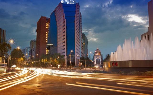 Krystal Grand Reforma Uno Mexico City en Reforma