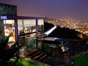 La Abadia Panoramico en Guanajuato Ciudad