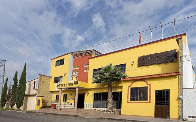 La Casona Tequisquiapan Hotel & Spa en Tequisquiapan