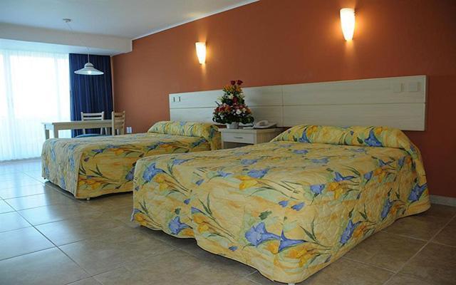 La Finca Resort Hotel and Spa, habitaciones cómodas y acogedoras