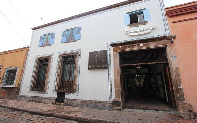 Hotel La Hija del Alfarero en Querétaro Ciudad