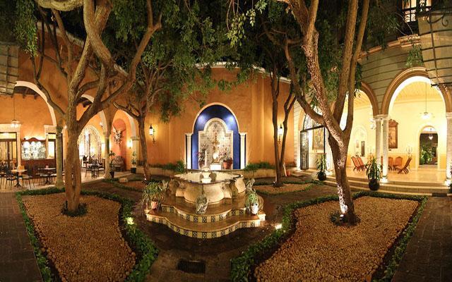Hotel La Misión de Fray Diego en Mérida Centro