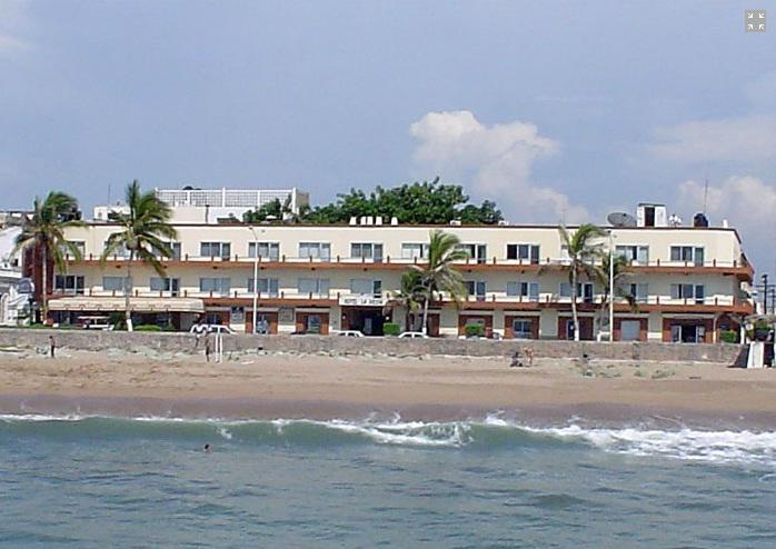 Playa del hotel La Siesta