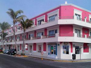 La Siesta en Mazatlán Centro