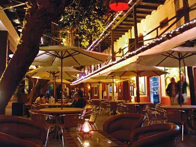 Restaurante del hotel La Siesta