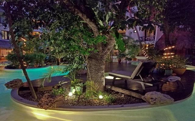 La Tortuga Hotel & Spa, agradables ambientes