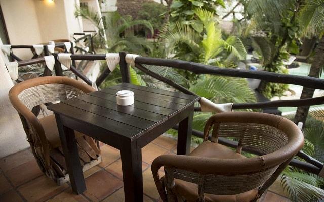 La Tortuga Hotel & Spa, relájate en el balcón