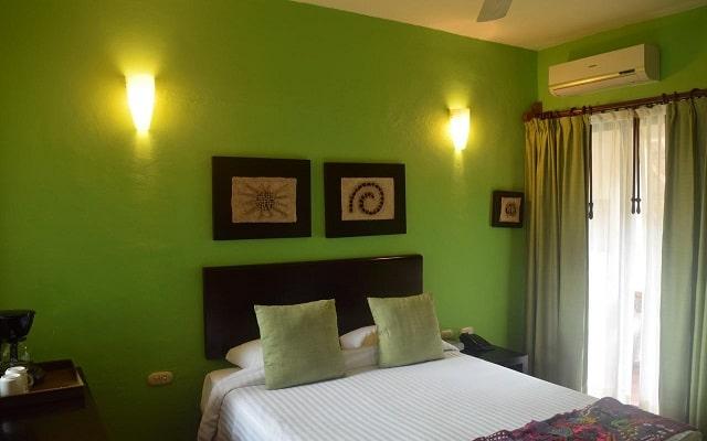 La Tortuga Hotel & Spa, habitaciones con todas las amenidades