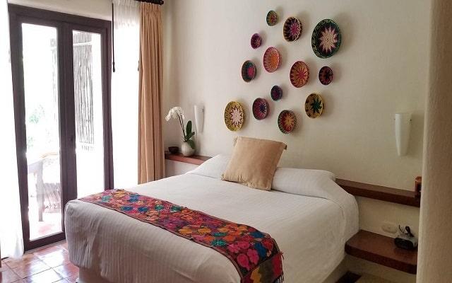 La Tortuga Hotel & Spa, luminosas habitaciones