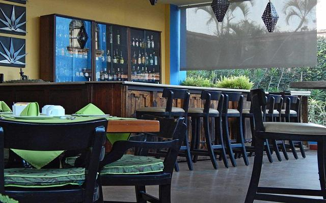 La Villa del Ensueño, Bar El Estribo