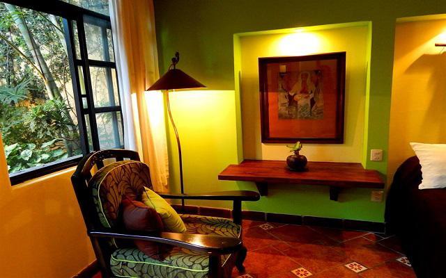 La Villa del Ensueño, amplias y placenteras habitaciones