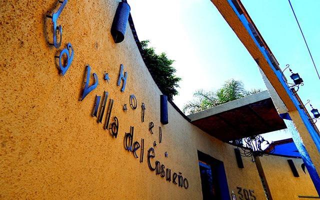 La Villa del Ensueño, buena ubicación