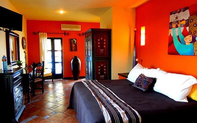La Villa del Ensueño, habitaciones bien equipadas