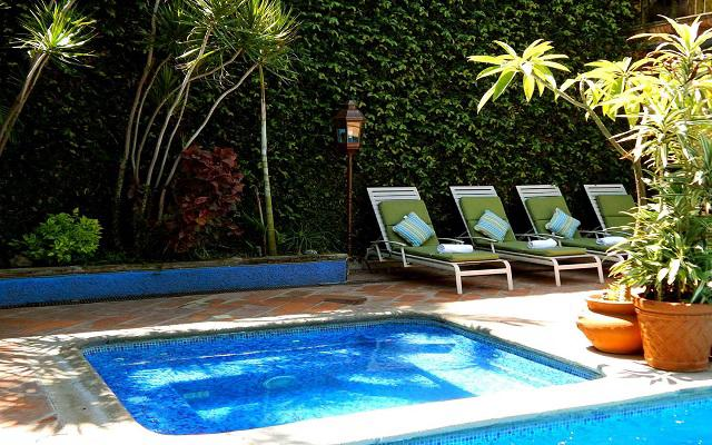 La Villa del Ensueño, relájate en el jacuzzi