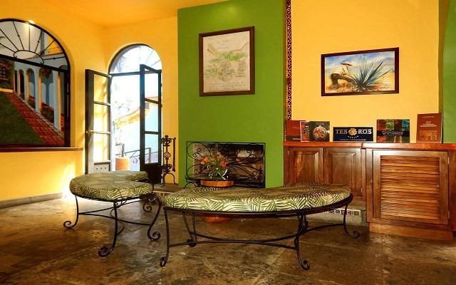 La Villa del Ensueño, Lobby