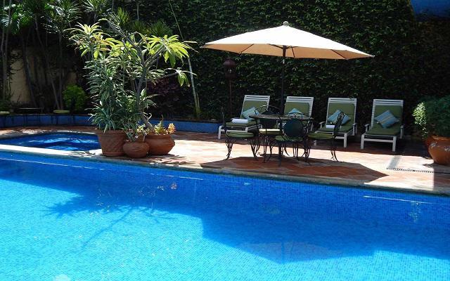 La Villa del Ensueño, disfruta de la alberca al aire libre