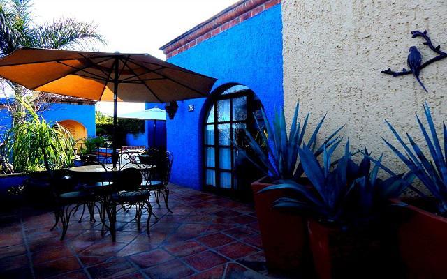 La Villa del Ensueño, ambientes donde podrás relajarte