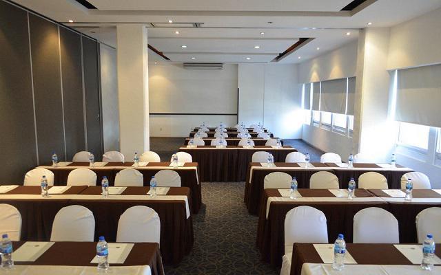 LaiLa Hotel CDMX, sala de conferencias
